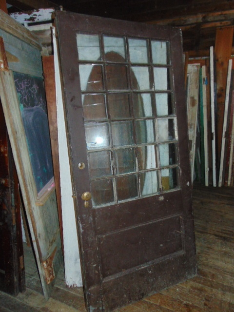 Antique Dutch Door