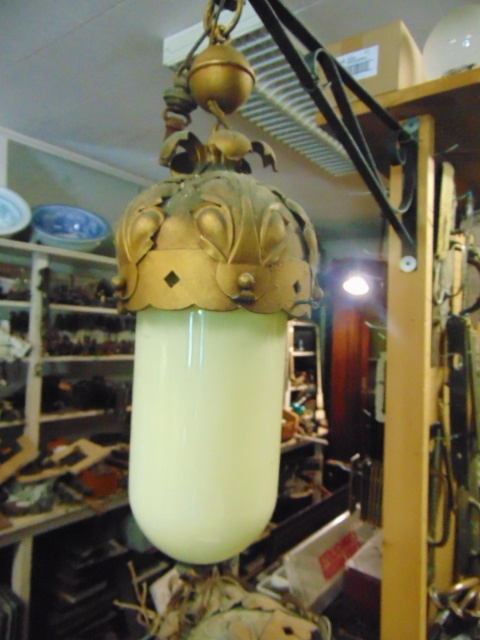 Antique Church Pendant Lights