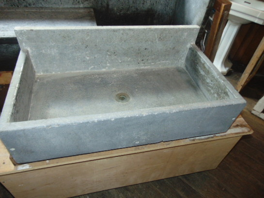 Soapstone Basin Sink Antique Salvage