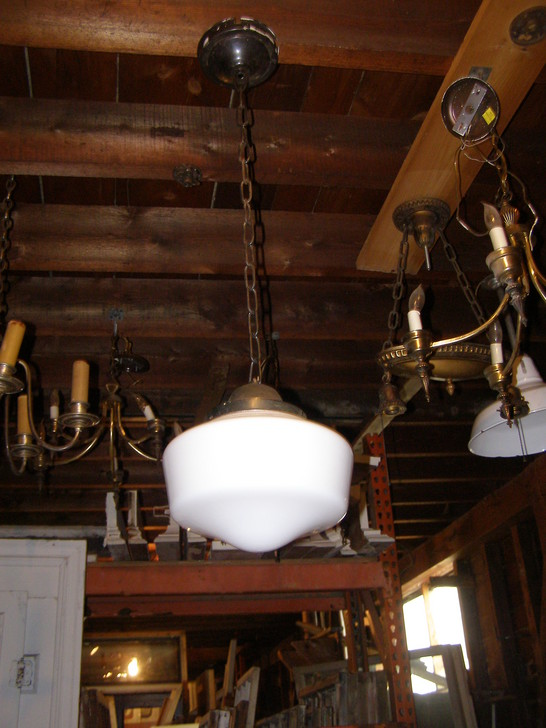 Schoolhouse Pendant Light