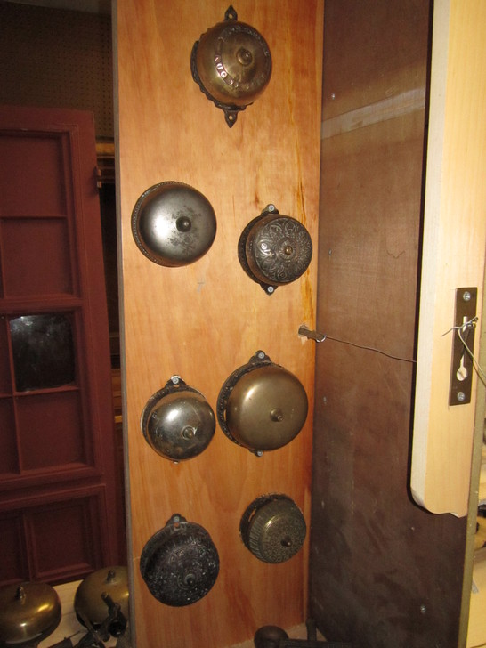 Antique Mechanical Doorbells